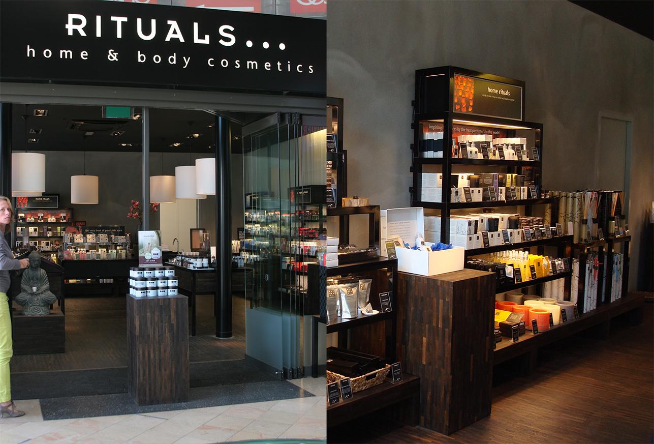 Rituals winkels interieur architectuur lab for Interieur winkels